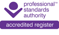 Exeter acupuncture: Professional Standards Authority logo