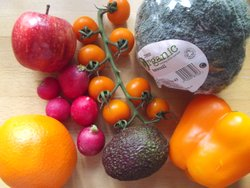 Fertility acupuncture in Exeter: Have plenty of fresh fruit and vegetables.