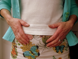 Acupuncture for IBS: bloating and abdominal pain are just two common characteristics of IBS.