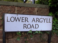 Acupuncture in Exeter: Lower Argyll Road.