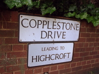 Acupuncture in Exeter: Copplestone Drive.