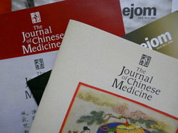 Acupuncture research is regularly published in journals worldwide
