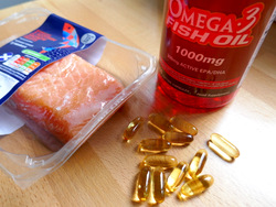 Acupuncture in Exeter: a high intake of omega-3 oils may add five years to your life.