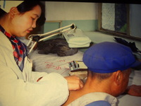 Acupuncture and neck pain: treatment of a neck problem in Kunming Hospital, China